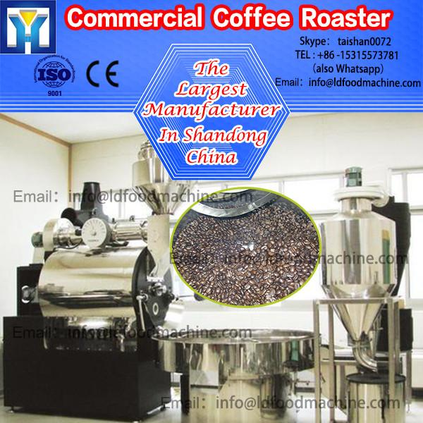gas/electric heating stainless steel commercial use automatic coffee roaster #1 image