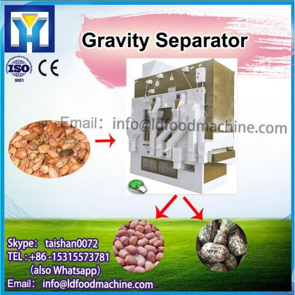 sesame seed gravity table / gravity separator for hot sale #1 image