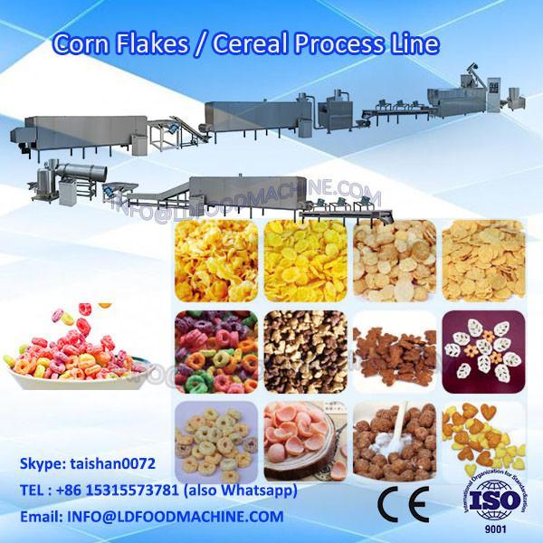 automatic corn flakes make machinery price #1 image