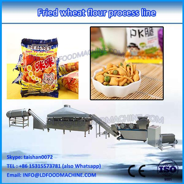 LD Automatic fried food manufacturing equipment fried sala bugle food plant machinery #1 image