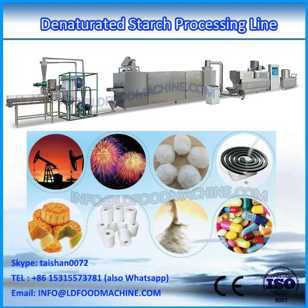 full automatic extrusion modified starch make equipment line #1 image