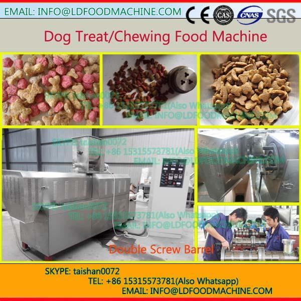 wet pet cat food dog feed pellet make extruder make machinery line #1 image