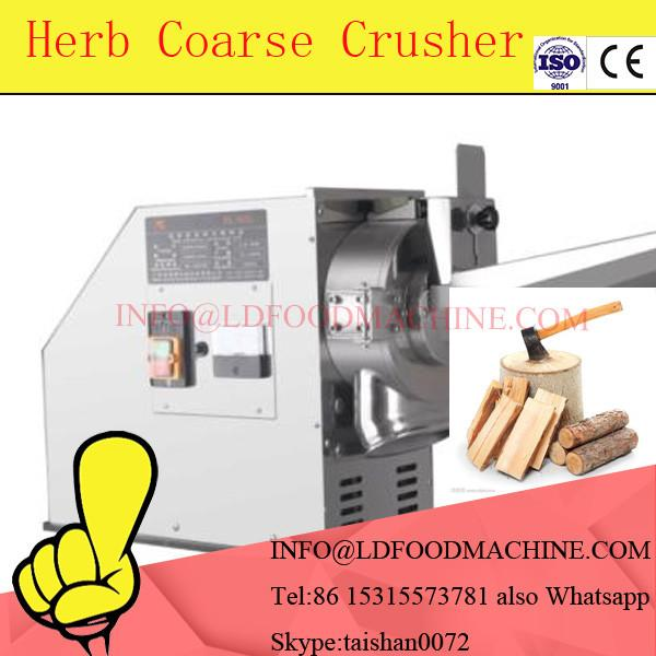 Super quality best-selling shell rough crusher ,multifunctional herbal chopper ,herb coarse crusher #1 image