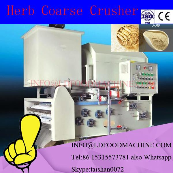New desity for 2017 High quality crusher for herbs ,cinnamon crushing machinery ,dry coarse herb crusher #1 image