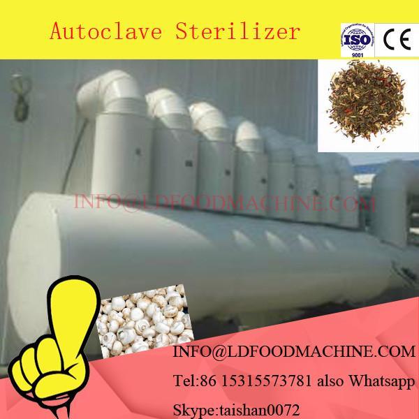 Double layer bath LLDe horizontal continuous sterilization retort/autoclave sterilizer pot #1 image