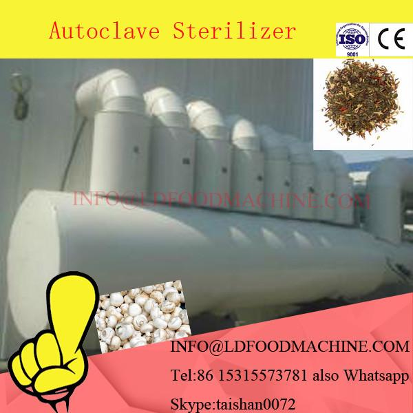 Industrial Water showering food retort,Horizontal autoclave rotary sterilizer pot #1 image