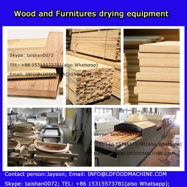 Tunnel Conveyer Low Temperature Wood Drying Microwave LD Equipment #1 image