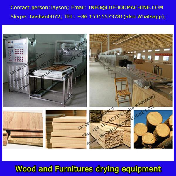 paint Automatic Controlled Furniture Wood /Timber Tunnel Microwave LD Drying machinery #1 image
