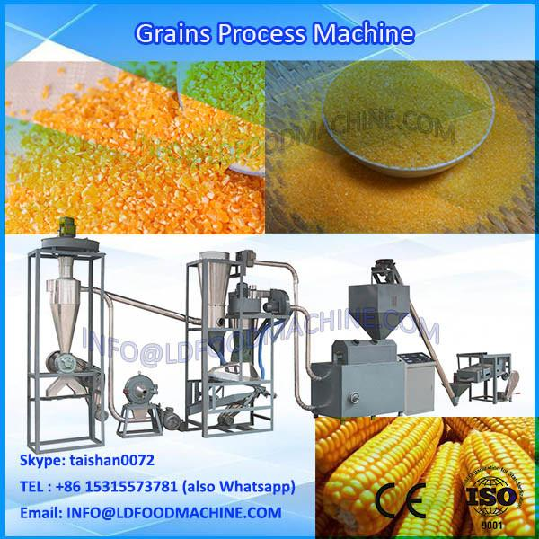 Electric Small Organic Yellow Corn Meal / Flour Grinding machinery #1 image