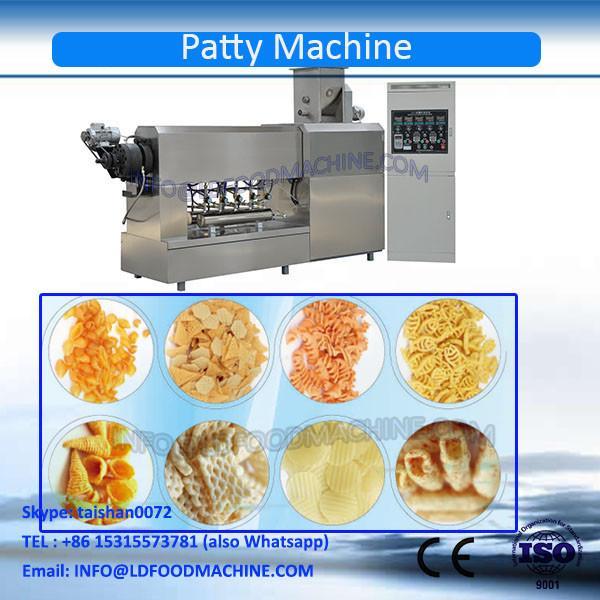 2017 CE Double Screw 3D Pellet machinery CE Fried Snack Pellet Process Line #1 image