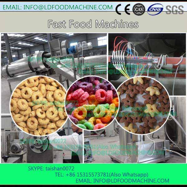 Automatic Halal Beef Fish Chicken Nuggets make machinery #1 image