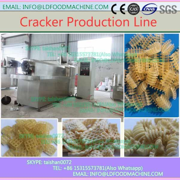 Industrial Cracker Pastry make machinery #1 image