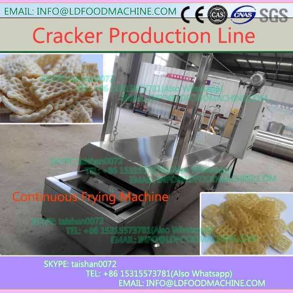 2017 make machinery Biscuit cracker cracker production line #1 image