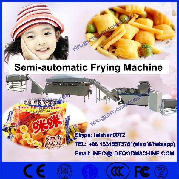 Batch deep frying machinery banana chips fryer #1 image